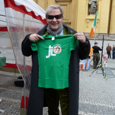 St. Patricks Day in Munich 2011