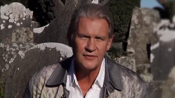 Johnny Logan – Holy Ground – official Video