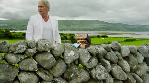 Johnny Logan – Commercial – McDonald's – Ireland – 2015