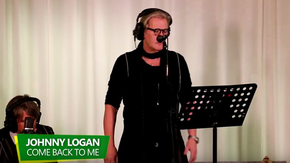 Johnny Logan – Come Back To Me