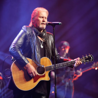 Johnny Logan live in Hamar, Norway