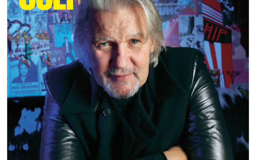 "Cover Story: ""Johnny Logan in his golden years"""
