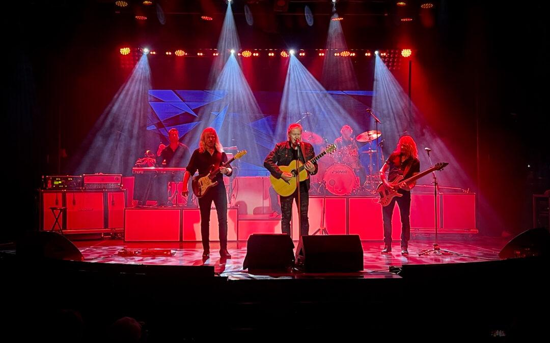 Karat live at MS VASCO DA GAMA, Special Guest: Johnny Logan